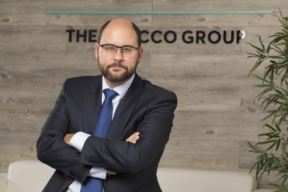 Foto de Antonio López, nuevo director de soluciones Onsite de Adecco