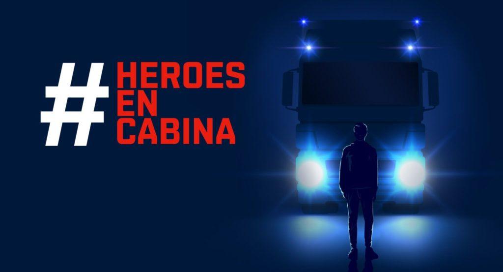 Foto de #heroesencabina