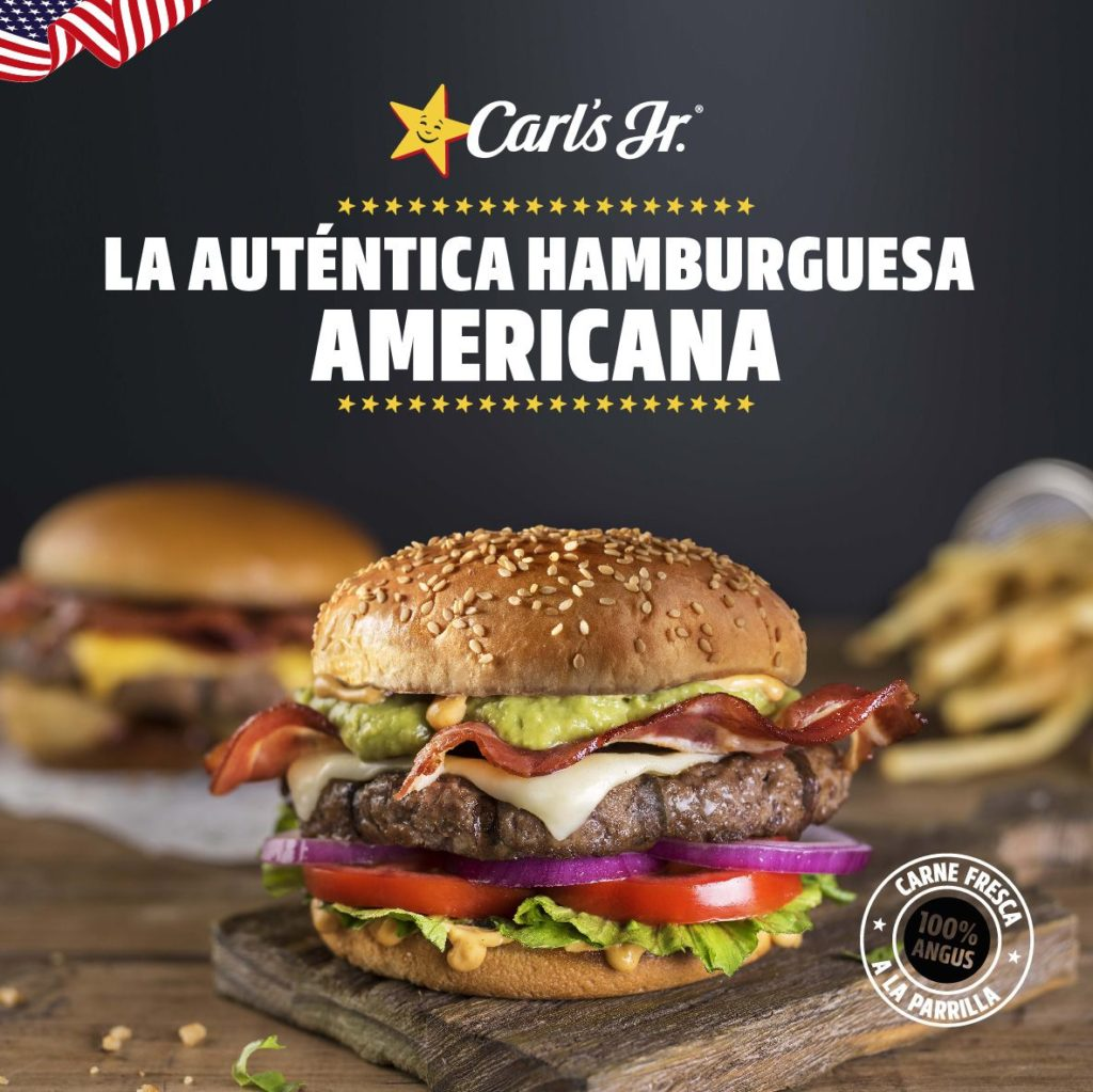 Foto de Nuevo restaurante de Carl´s Jr. en Málaga