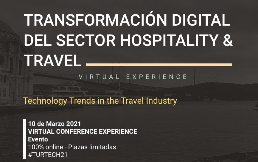 Foto de Transformación Digital del Sector Hospitality & Travel