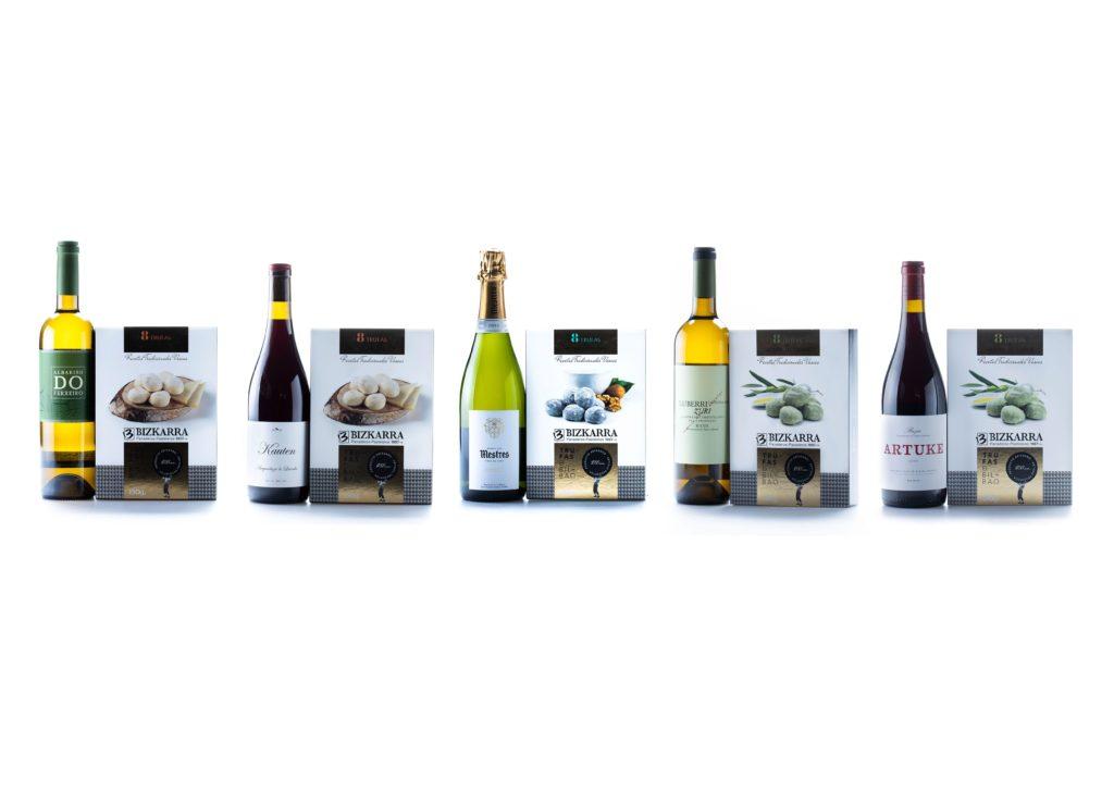 Foto de Maridaje trufas y vino