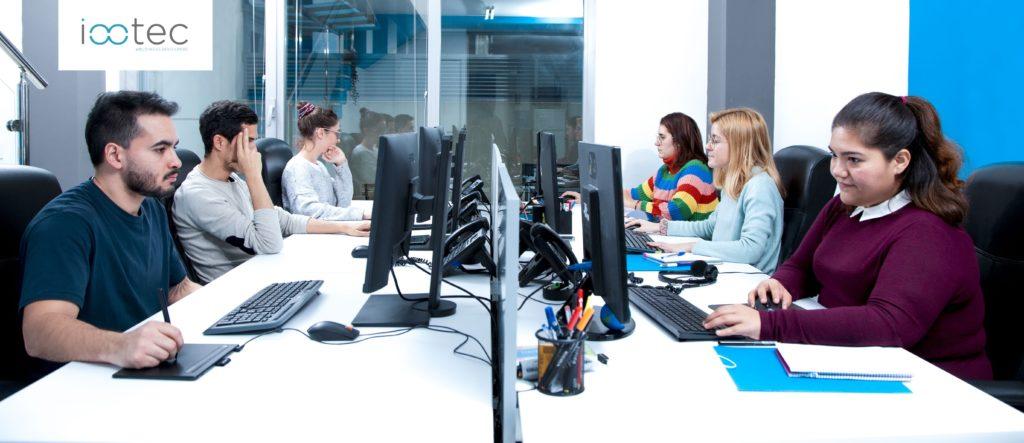 Foto de Departamento de marketing y estrategia digital de iootec