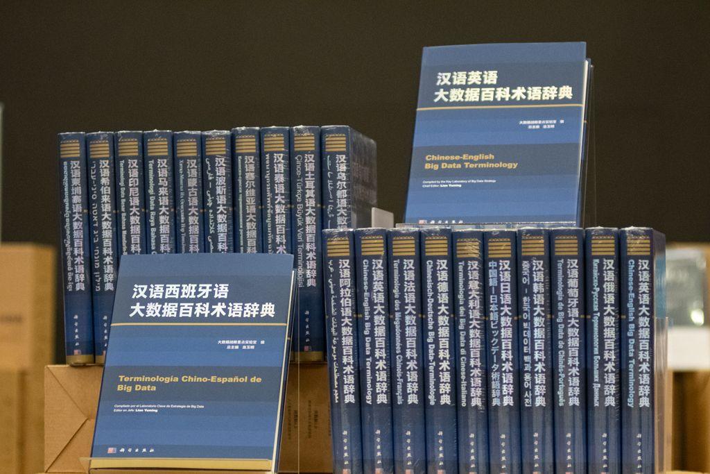 Foto de El primera diccionario multilingüe de terminología de Big