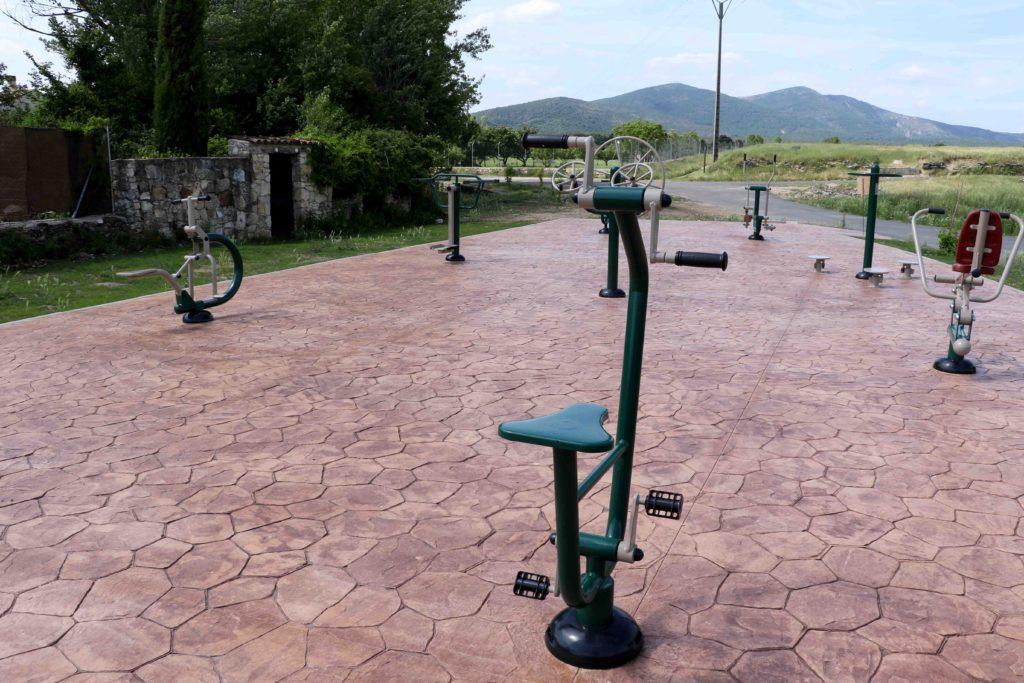 Foto de Tamajón cuenta con un nuevo parque para mayores