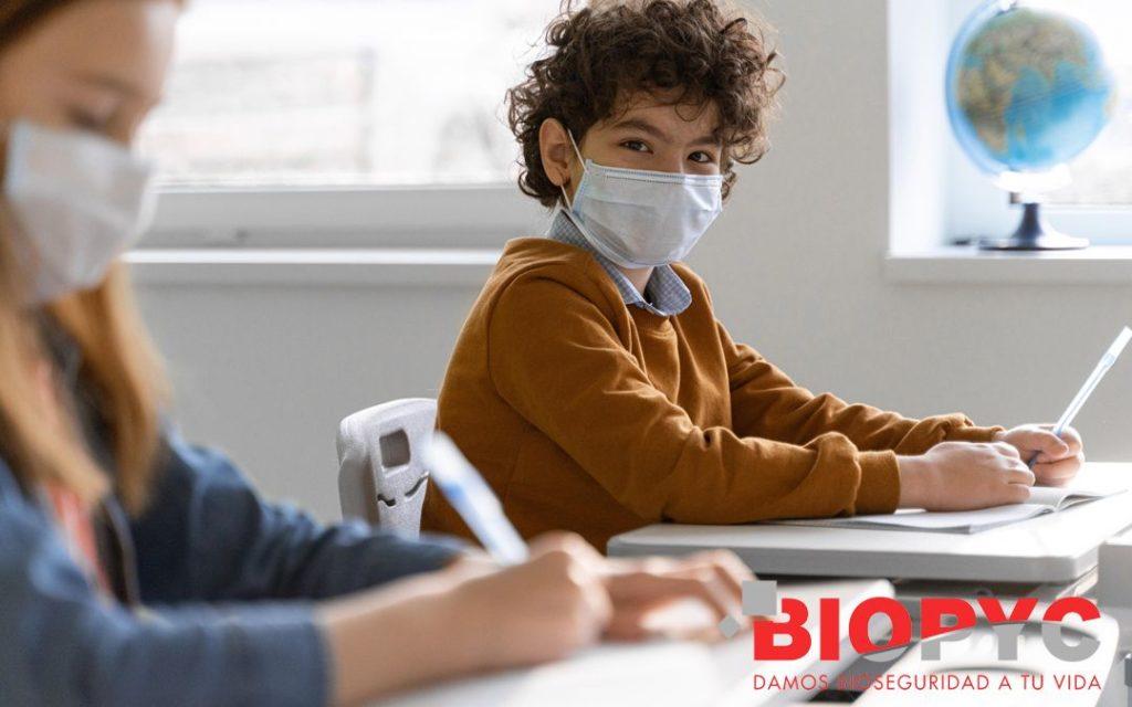 Foto de Biopyc recomienda desinfectar colegios e instalaciones