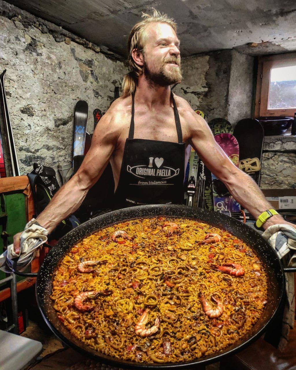 Foto de paella 360 Challenge www.originalpaella.es